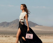 Alicia Vikander Fronts Louis Vuitton's 'Spirit of Travel' Campaign