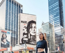 Bella Hadid Is the New Face of Nike