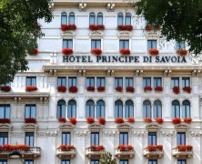 Principe di Savoia : A Crown Jewel in Italy's Unmissable City