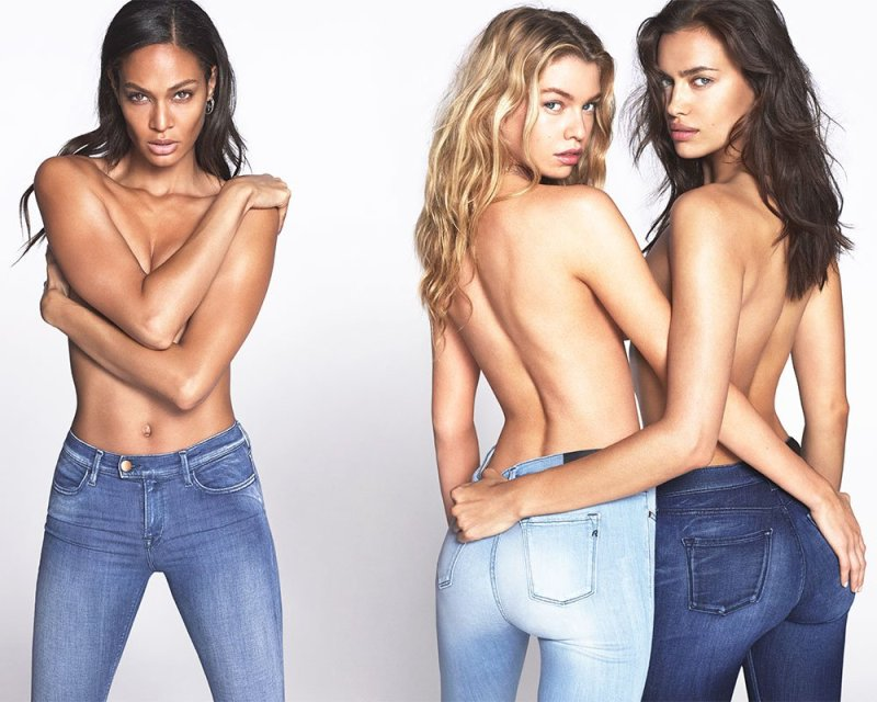 Irina-Shayk-Joan-Smalls-Stella-Maxwell-Topless-Replay-Jeans-Touch-Campaign
