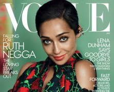 Ruth Negga is American Vogue's January cover star