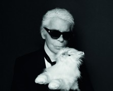 Karl Lagerfeld Collaborates With Steiff on Choupette Plush Toy