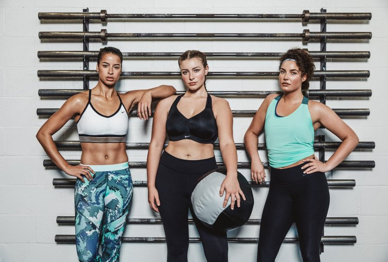nike launches first plus size line | news | the fmd