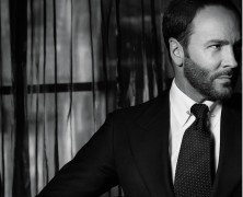 Tom Ford to Launch Men's Underwear Line