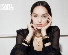 Karl Lagerfeld and Swarovski launch Fashion Jewelery Collection