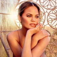 Chrissy Teigen launches make-up collection with Becca Cosmetics