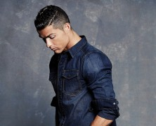 Cristiano Ronaldo to launch his own denim line