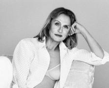 Lauren Hutton, 73, fronts Calvin Klein's New Underwear Campaign