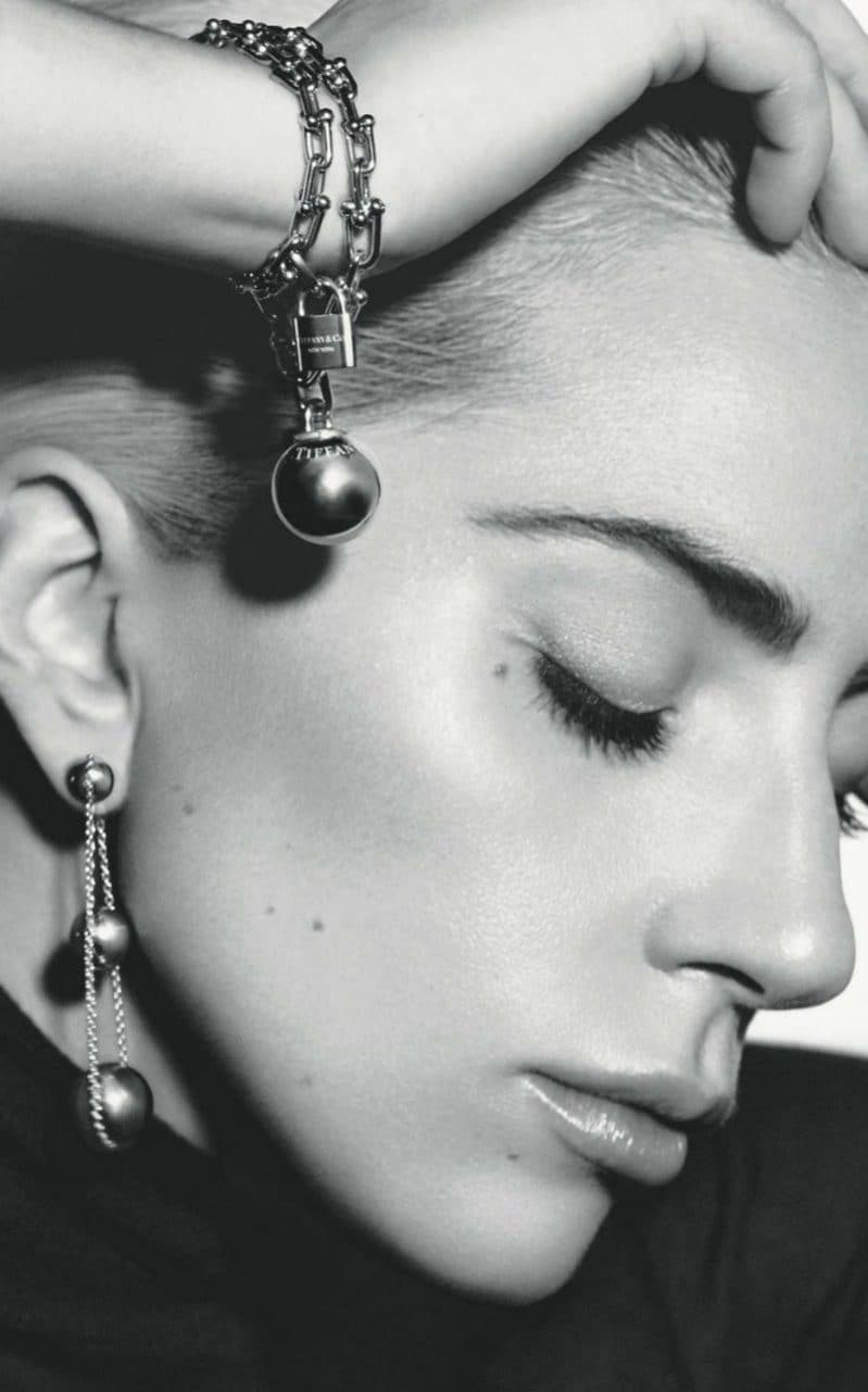 Lady Gaga for Tiffany & Co 07