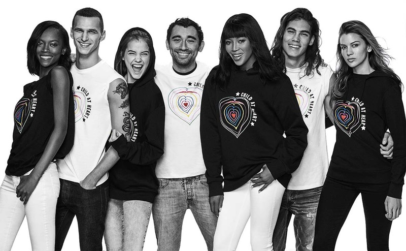 Naomi Campbell Diesel charity collection 02