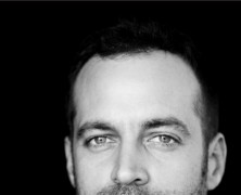 Benjamin Millepied shoots Nuxe Paris' latest campaign