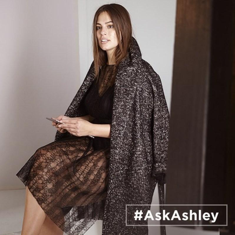 Ashley Graham designs capsule collection for Marina Rinaldi   The ... 1011862618