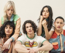 Wrangler collaborates with Peter Max for Psychedelic '70s collection