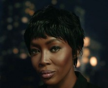 Naomi Campbell is the new face of H & M