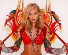 Elsa Hosk will wear the Victoria's Secret Swarovski outfit