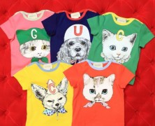 Gucci collaborates with Japanese artist Yuko Higuchi on children's line