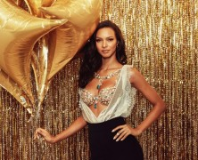 Lais Ribeiro will wear the Fantasty Bra during the Victoria's Secret show this year