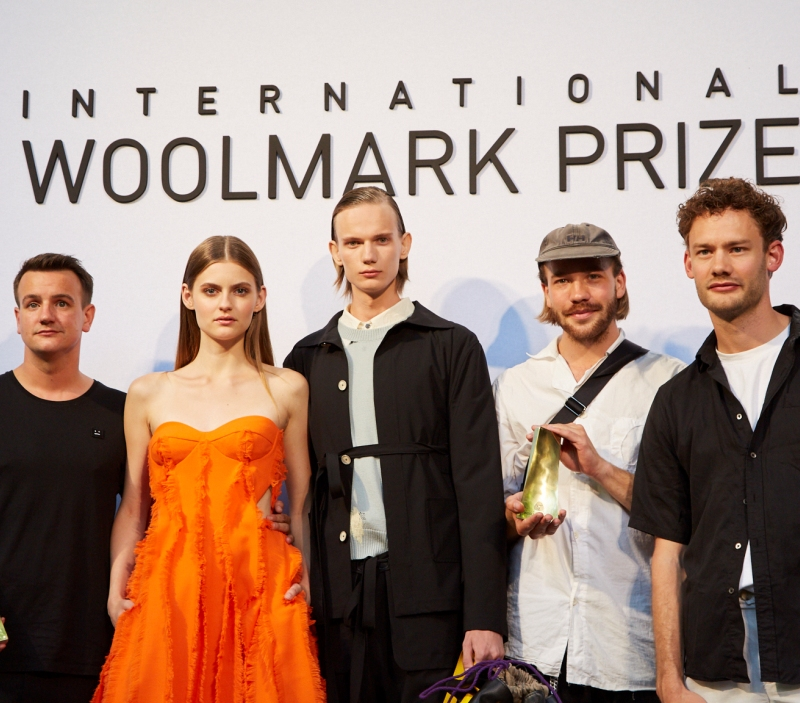 Woolmark International Prize Winners