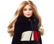 Tommy Hilfiger launches a Gigi Hadid Barbie doll for Christmas