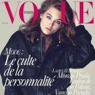 Grace Elizabeth covers Vogue Paris March 2018