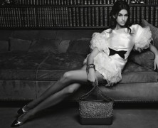 Kaia Gerber is the new face of Chanel