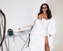 Rihanna is launching a lingerie line