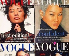 The Story of Vogue Singapore and Asia's First Supermodels