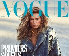 Anna Ewers Is Vogue Paris's May Cover Star