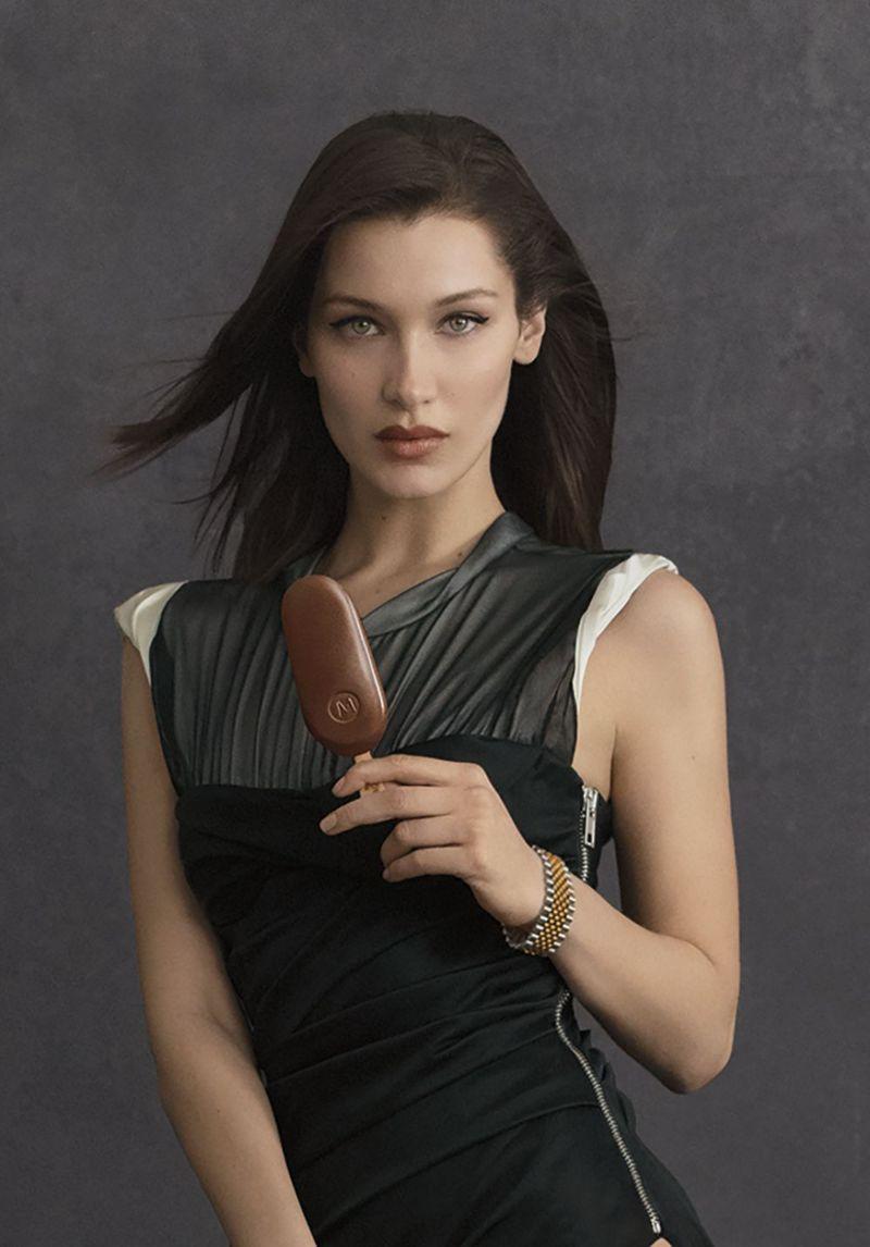 Bella Hadid Magnum