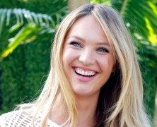 Candice Swanepoel welcomes second child