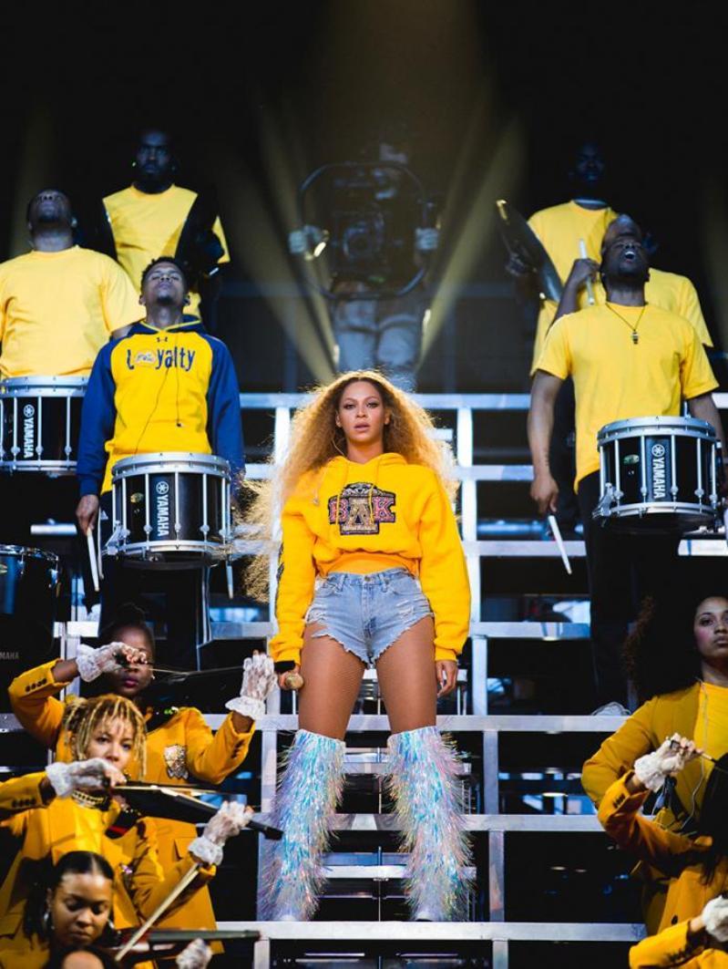 Beyonce x Balmain