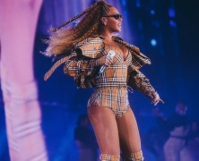Beyonce reveals sneak peek of Riccardo Tisci's debut Burberry collection