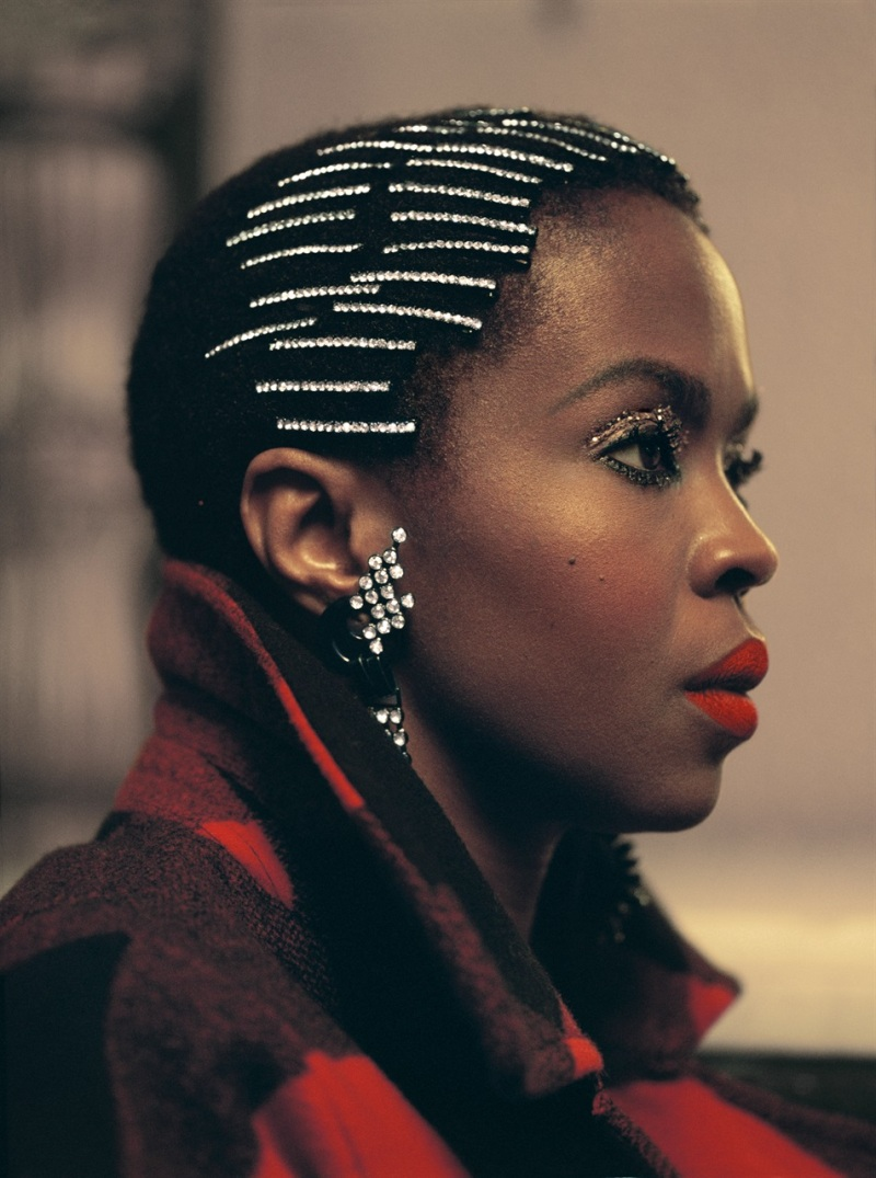 Lauryn Hill Woolrich American Soul Fall/Winter Campaign