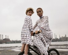 Fendi and Fila team up for capsule collection
