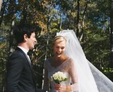 Karlie Kloss Is Married!