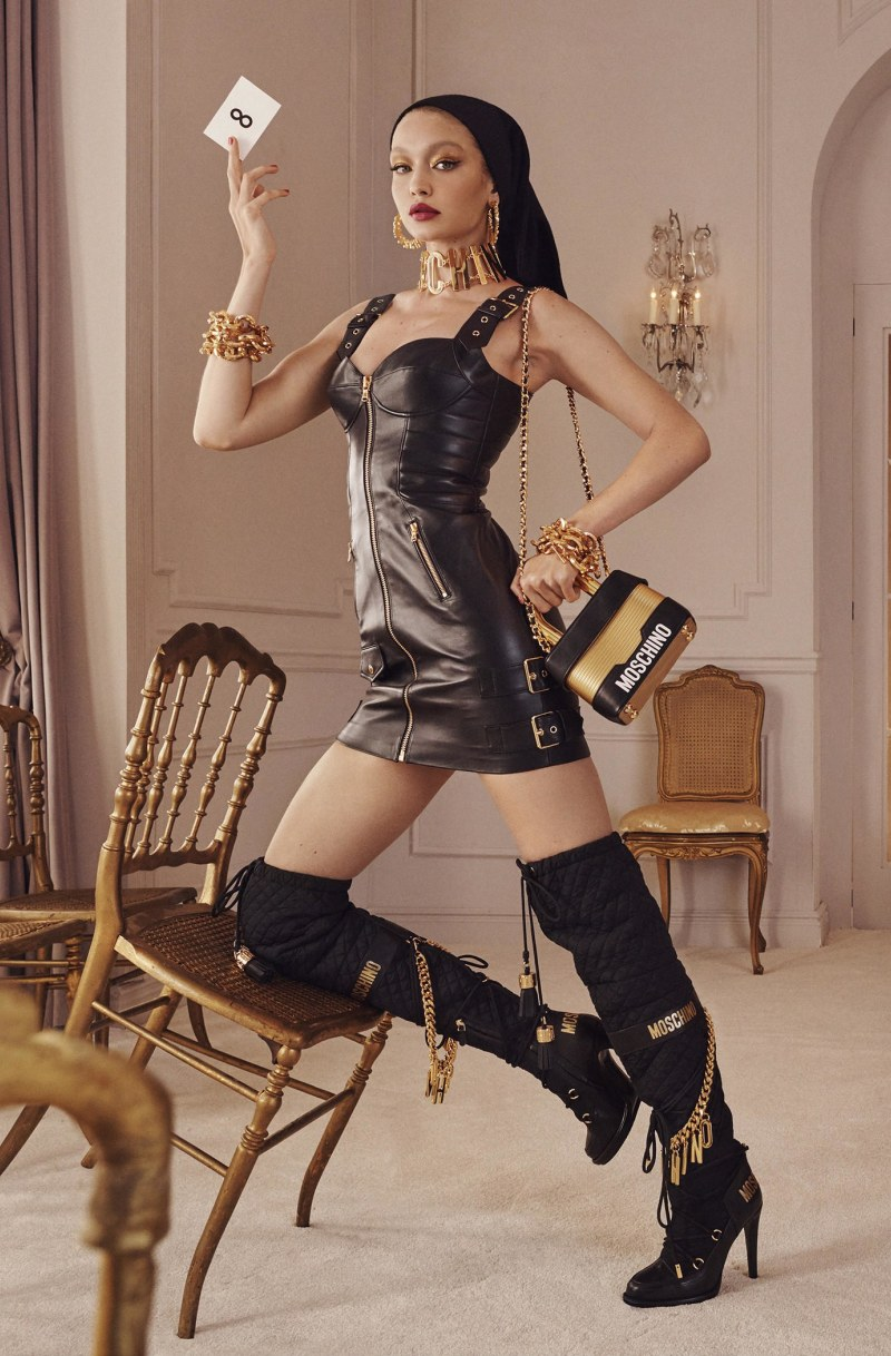 H & M x Moschino Campaign