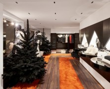 Chanel opens exclusive pop-up in Courchevel