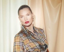 Vivienne Westwood's collection for Burberry has launched