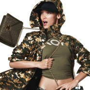 Bella Hadid is the new face of Michael Kors