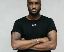 Virgil Abloh launches orange Louis Vuitton collection