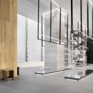 Hedi Slimane unveils new boutique concept for Celine