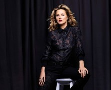 Kate Moss is once again the face of Nikkie Plessen's latest collection