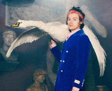 Harry Styles fronts Gucci men's Pre Fall campaign