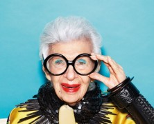 Iris Apfel is the new face of Magnum