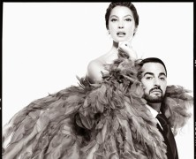 Christy Turlington and Marc Jacobs celebrate their Friendship with a Campaign