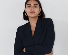 Jill Kortleve becomes Zara's first curvy campaign model