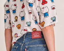 Levi's and Hello Kitty team up for Limited Collection