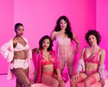 Rihanna's Savage x Fenty launches Breast Cancer Awareness Collection