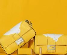 Fendi launches Perfumed Leather Handbags
