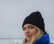 Kate Upton is the new face of Canada Goose
